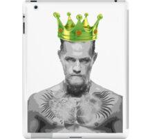 King Conor Mcgregor iPad Case/Skin