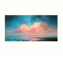 Atlantic Cumulus Art Print