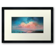 Atlantic Cumulus Framed Print