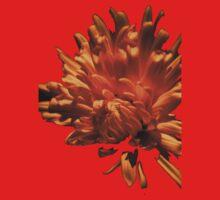 Autumn Flower Baby Tee