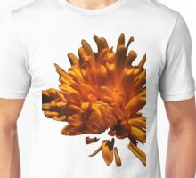 Autumn Flower Unisex T-Shirt