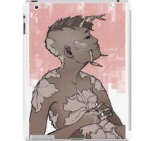 Little Bug Girl iPad Case/Skin