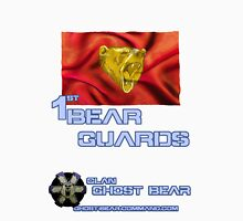 Clan Ghost Bear 1st Bear Guards Unisex T-Shirt
