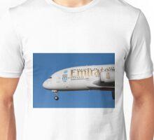 Emirates A380 Airbus Unisex T-Shirt