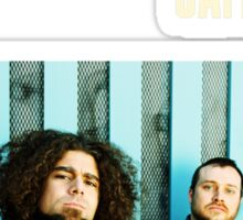 coheed and cambria color before the sun Tour 2016 RP02 Sticker