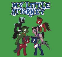 My Little Attorney Kids Clothes