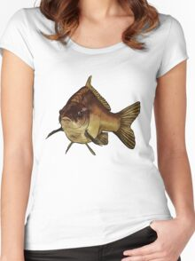 Carp carpe Women's Fitted Scoop T-Shirt