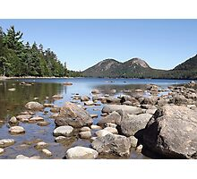 Jordan Pond Photographic Print