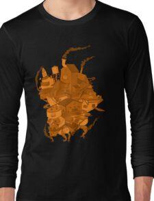 Teams Moving Fortress Long Sleeve T-Shirt