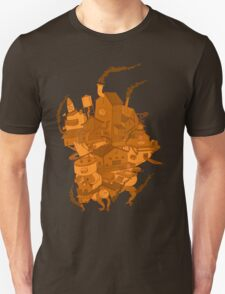 Teams Moving Fortress Unisex T-Shirt