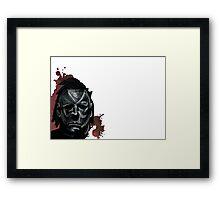 Michael Myers Halloween Framed Print