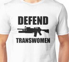 Defend Transwomen Unisex T-Shirt