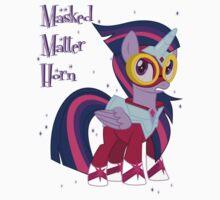 My little Pony - Masked Matter Horn One Piece - Short Sleeve