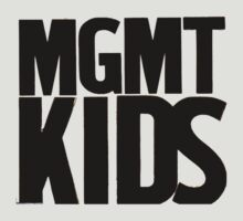 "MGMT ""Kids"" by dieorsk2"