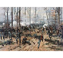 Battle of Shiloh - Civil War Photographic Print