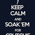 Soak 'Em for Crutchie!  by Brittany Cofer