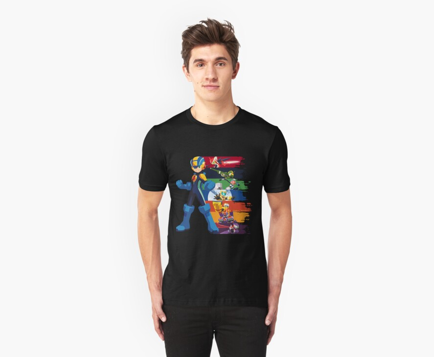 Megaman: Souls of a Hero V2 by jax89man