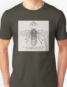 Steampunk - Save the Bees Unisex T-Shirt