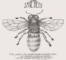 Steampunk - Save the Bees by betsystreeter