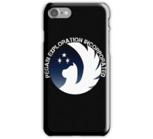 Pegasi Exploration Incorporated iPhone Case/Skin