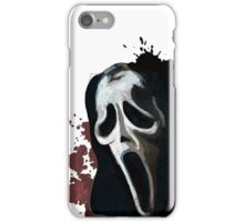 Scream Horror Movie iPhone Case/Skin