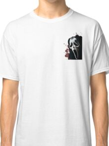 Scream Horror Movie Classic T-Shirt