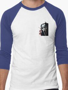 Scream Horror Movie Men's Baseball ¾ T-Shirt