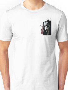 Scream Horror Movie Unisex T-Shirt