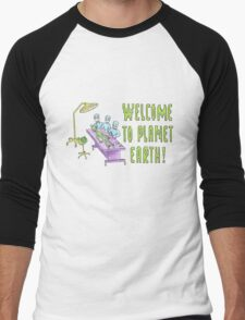 Welcome to planet Earth! T-Shirt