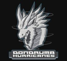 Monster Hunter All Stars - Dondruma Hurricanes by bleachedink