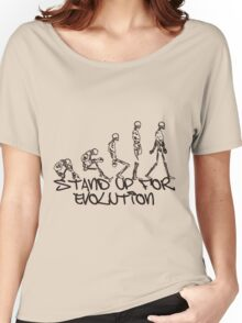 EVOLUTION Women's Relaxed Fit T-Shirt