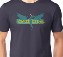 I Smite Steal - Dragon Unisex T-Shirt