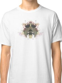 Michael Myers Halloween Mask Inkblot Classic T-Shirt