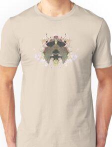Michael Myers Halloween Mask Inkblot Unisex T-Shirt
