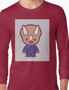 Triceracop Long Sleeve T-Shirt