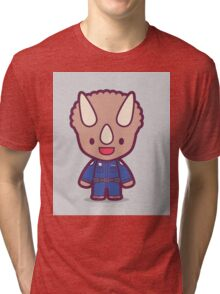 Triceracop Tri-blend T-Shirt