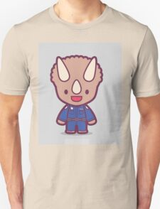 Triceracop Unisex T-Shirt