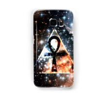 Hipster Space Ankh Samsung Galaxy Case/Skin
