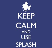 Keep Calm Magicarp by Servil