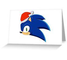 SONIC - CHRISTMAS Greeting Card