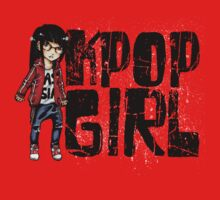 K-Pop Girl by sabrinakpop