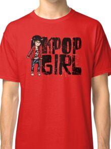 K-Pop Girl Classic T-Shirt