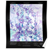 USGS Topo Map  Vermont VT West Berkshire Station 337777 1977 25000 Inverted Poster