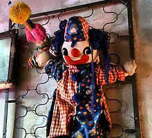 Clowning Around by SuddenJim
