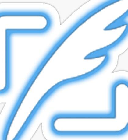 Tweet button - Twitter followers Sticker
