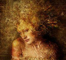 High Priestess of Solstice by Jena DellaGrottaglia