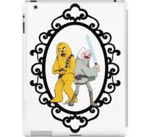 Jedi Finn & Jake the Wookie iPad Case/Skin