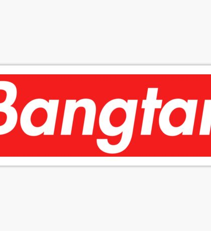 Supreme Bangtan Sticker