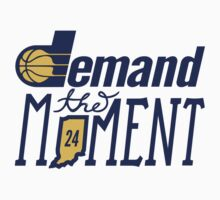 "Paul George says, ""Demand the moment"" by pg-flow"