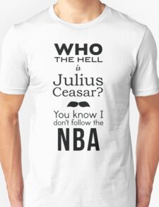 Anchorman 2 Julius Caesar T-shirt  T-Shirt